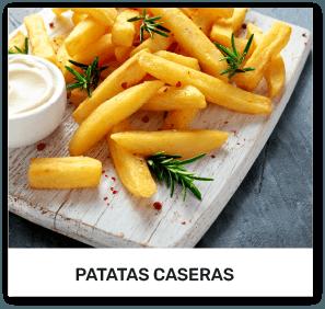 PATATAS CASERAS