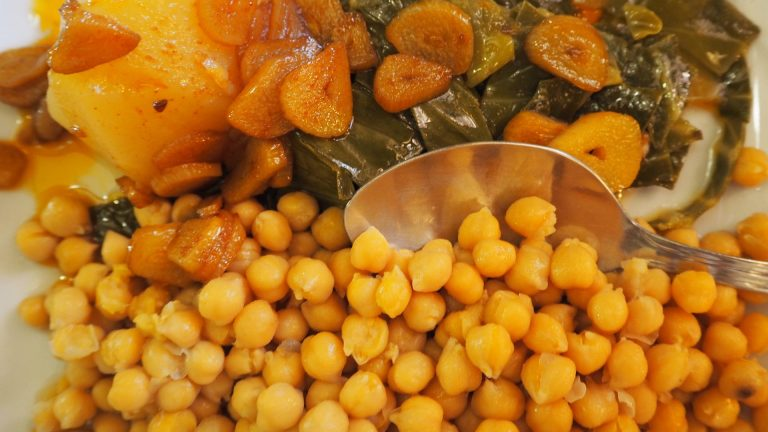 cocido palentino ángel manzano chef